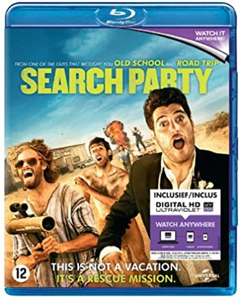 Search Party (+ UV Copy) (Blu-Ray)