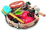 Gitre 3004 Paire de castagnettes 7 Rhythmical et des autres Instruments de Percussion Kit de l'emballage