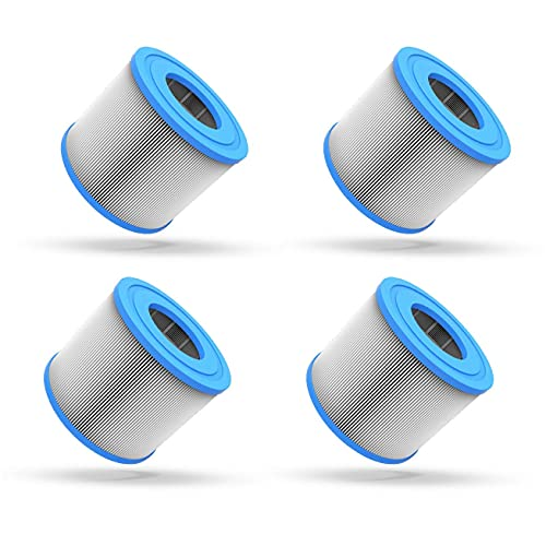 WAVE Hot Tub Filter Cartridges   Replacement Spa Filters for Hot Tubs Purchased in 2020 & Later (Pack of 4)