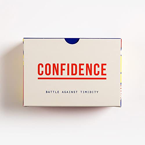 The School of Life - Confidence Prompt Cards - Master the Art of Confidence