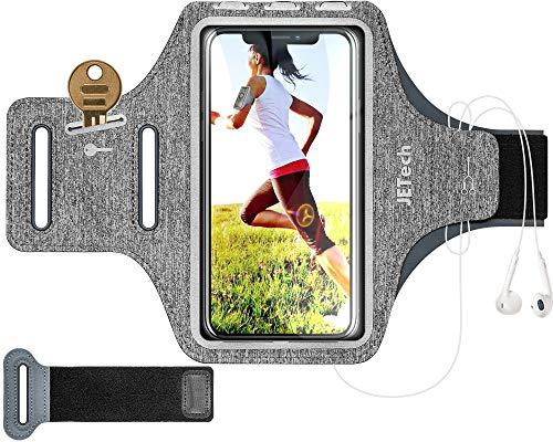 JETech Brassard de Sport Compatible avec iPhone...