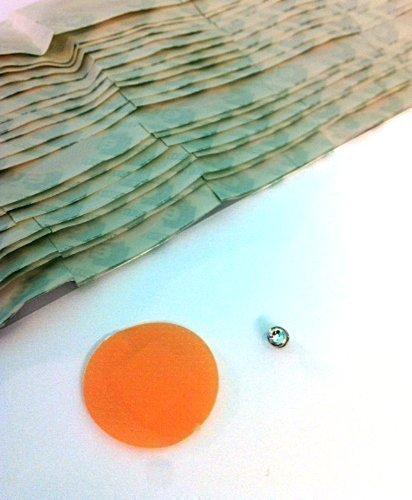 DCTattoo 100x Dermale Piercing Healing Plasters