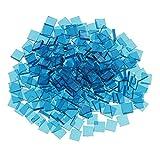 Sharplace Großhandelsposten Mosaik-Stücke aus Glas, Mosaik-Fliesen, Mosaiksteine zum Basteln, für...