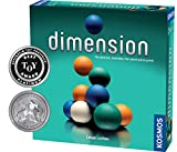 Dimension - A 3D Fast-Paced Puzzle Game from Kosmos | Up to 4 Players, for Fans of Strategy, Quick-Thinking & Logic | Parents  Choice Silver Honor & Oppenheim Toy Portfolio Platinum Award Winner