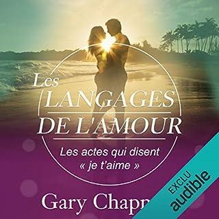 Les langages de l'Amour     Les actes qui disent