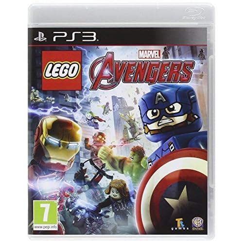 Lego Avengers - PlayStation 3
