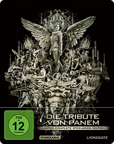 Die Tribute von Panem - Limited Complete Steelbook Edition [Blu-ray]