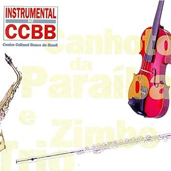 Instrumental no CCBB