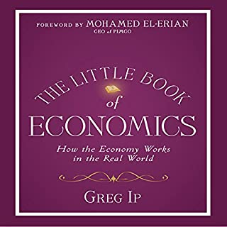 The Little Book of Economics cover art