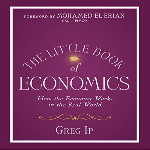 The Little Book of Economics  Audiolibri