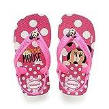 Havaianas Baby Disney Classics II, Sandalias Unisex bebé, (White/Pink...