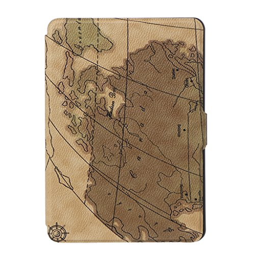 Schutzhülle für Amazon Kindle Paperwhite 1 / 2 / 3, 15,2 cm (6 Zoll) Gr....