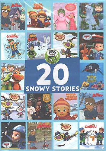 PBS Kids - 20 Snowy Stories: Arthur / Caillou / Daniel Tiger / Dinosaur Train / Nature Cat / Odd Squad / Ready Jet Go! / Splash and Bubbles / Wild Kratts / Pinkalicious and Peterrific