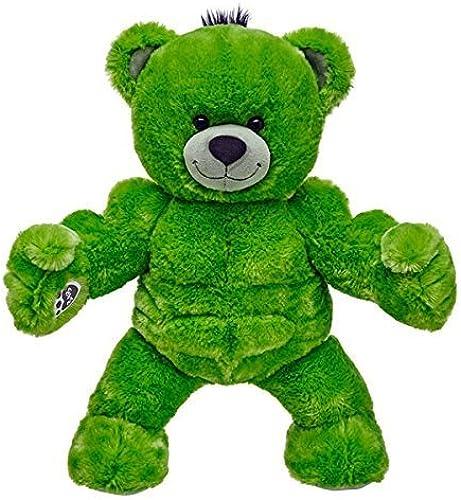 Build a Bear Workshop Hulk Bear, 17 in. by Build-a-Bear