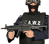 FIESTAS GUIRCA Fusil de Asalto de Juguete para Las Fuerzas Armadas del ejército 66 cm.