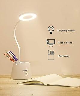 Flexo LED Escritorio, Suuki Lámpara de Protección Ocular