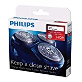 Philips hq9/50 hq9/40 hq9/52 Philishave Norelco triple track 3 Replacement shaving heads for Speed-XL and Smart Touch-XL cutters and foils (does not include head frame) by Philips