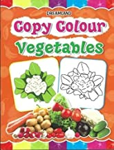 Copy Colour - Vegetables (Copy Colour Books)
