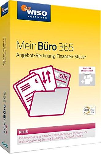 WISO Mein Büro 365 Plus [PC]