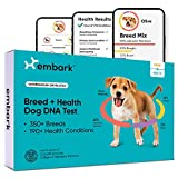 Embark | Dog DNA Test | Breed & Health Kit | Breed...