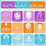 Anti aging products ArtNaturals Anti-Aging-Set with Vitamin-C Retinol and Hyaluronic-Acid