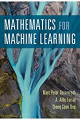 Mathematics for Machine Learning Kindle Edition