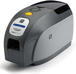 Zebra Series 3 ID Card Printer Gray/Black