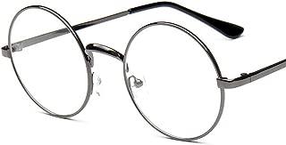 Cosplay Eyeglass Frame Fashion Eyegwear Accessory (Grey)