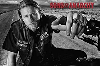 Pyramid Sons of Anarchy Jackson Wall Poster