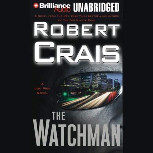 The Watchman cover art