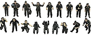 Hasegawa X48-5 US Air Force Pilot / ground crew set B