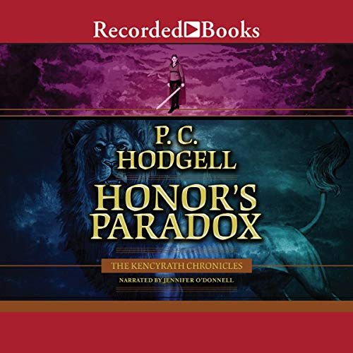 Honor's Paradox cover art