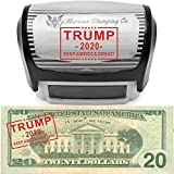 Donald Trump 2020 Stamp by 'Merican Stamping Co. | Trump Stamp Keep America Great Self Inking Stamp