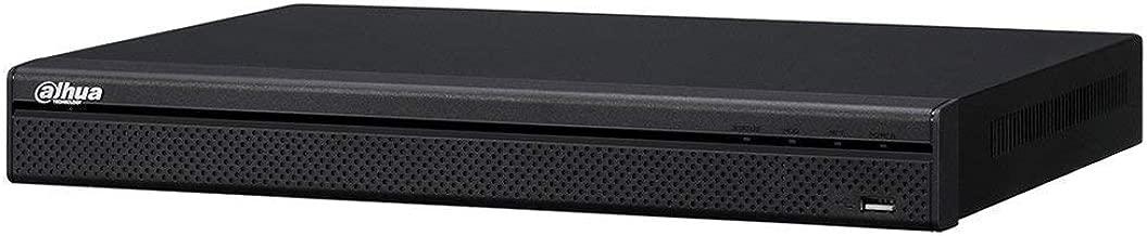 Dahua 16ch NVR NVR4216-16P-4KS2 16 Channel Smart 1U 16PoE 4K H.265 Lite Network Video Recorder Original English Support Upgrade