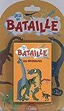 Jeu de Bataille - Les dinosaures - Dès 4 ans