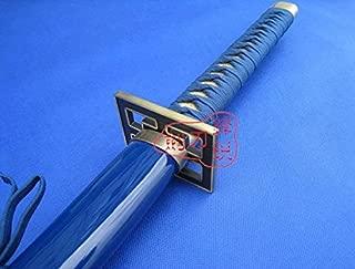 AIT Collectibles S3106 Anime Bleach Kuchiki BYAKUYA SENBONZAKURA Sword Shiny HAMON Blade 41