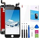 BuTure Écran iPhone 6s Remplacement de l'écran iPhone 6s Tactile LCD Kit de Réparation avec Outils (iPhone 6s Noir 4.7 Pouces)