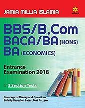 Jamia BBS B.Com BACA BA hons BA Economics Guide 2018