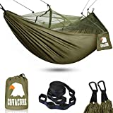 Best Camping Hammocks - Camping Hammock with Mosquito Net - Outdoor Travel Review