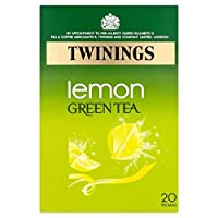 トワイニングレモンパックあたりの緑茶20 (x 2) - Twinings Lemon Green Tea 20 per pack (Pack of 2) [並行輸入品]