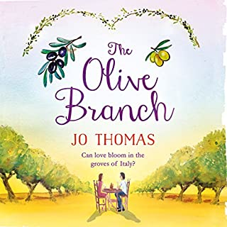The Olive Branch cover art