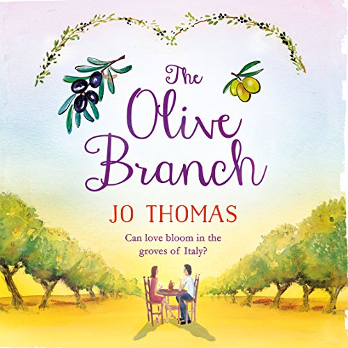 The Olive Branch audiobook cover art