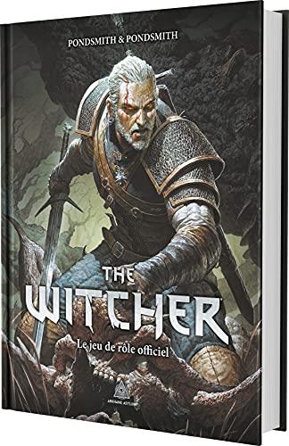 The Witcher - Le Jeu de rôle - Asmodee - Jeu de société - Jeu de rôle