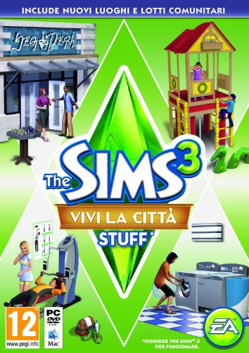 The Sims 3: Vivi la Città - Stuff Pack