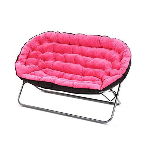All transat Pliant Canapé partagé canapé-lit Simple Canapé-lit Pliant Chaise Pliante Chaise inclinable (Couleur : S)