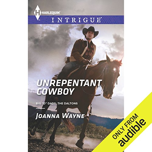 Unrepentant Cowboy audiobook cover art