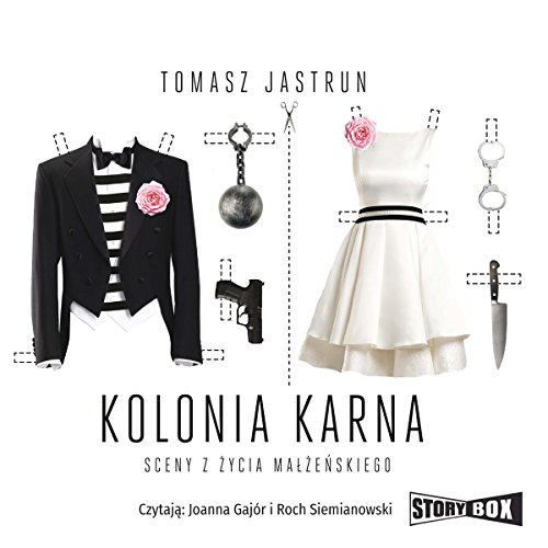 Kolonia karna audiobook cover art