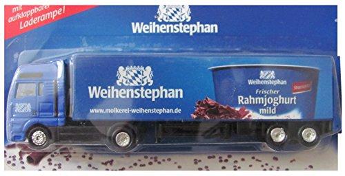 Weihenstephan Molkerei Nr. - Schoko Rahmjoghurt - Man TG - Sattelzug