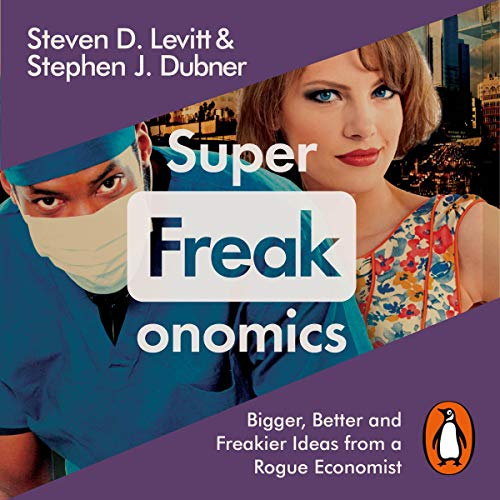 Superfreakonomics cover art