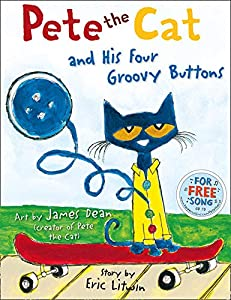 PETE THE CAT & HIS FOUR GROOVY